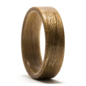 Cherry Wood Ring