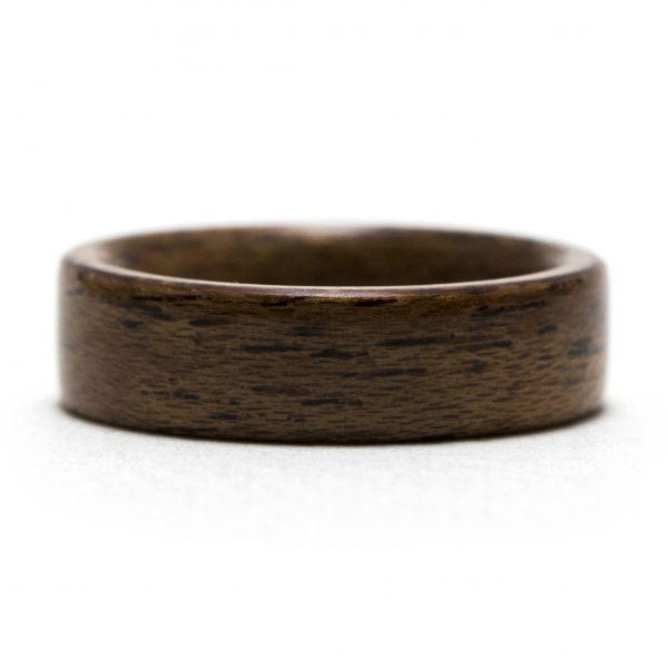 Mahogany Wooden Ring