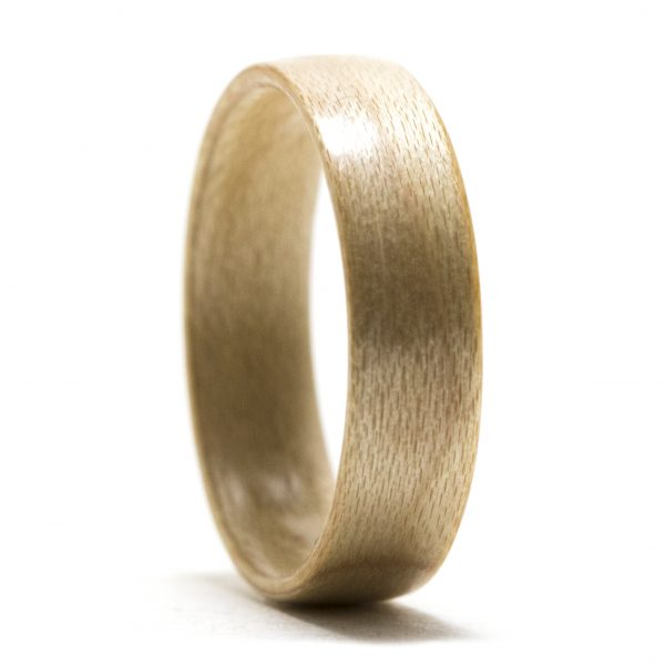 Maple Wood Ring