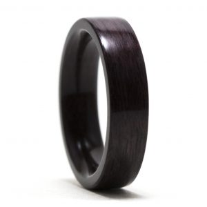 Purpleheart Wood Ring