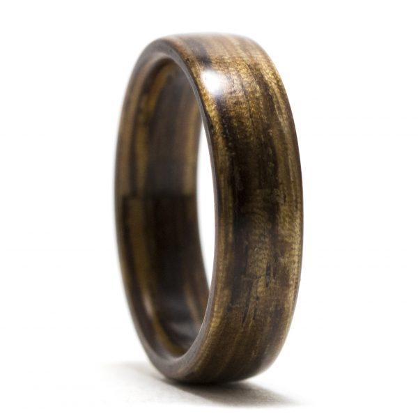 Zebrawood Ring