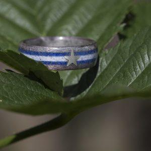 Dallas Cowboys Wooden Ring